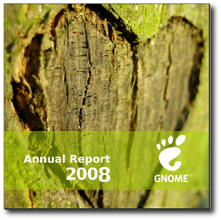 GNOME Annual Report 2008